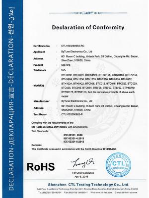 比尔德-RC认证