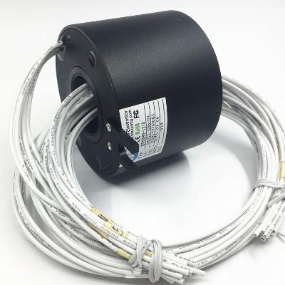 气电滑环中空25.4mm过孔