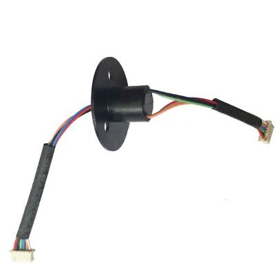 BTC012小型帽式滑环