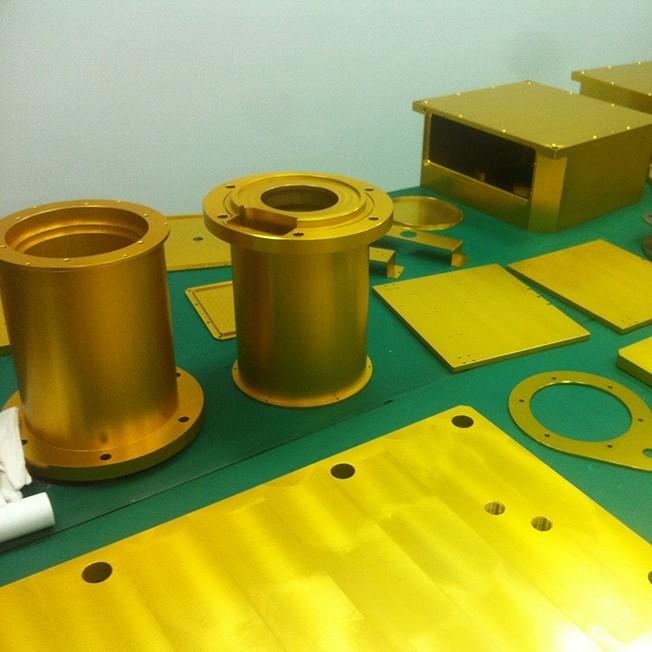 铝合金加工CNC数控非标零件