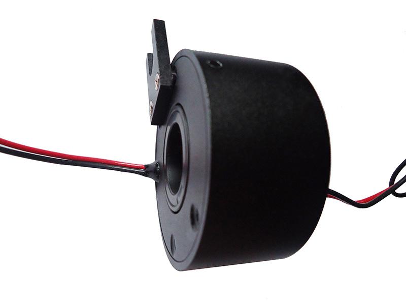 导电滑环工作原理