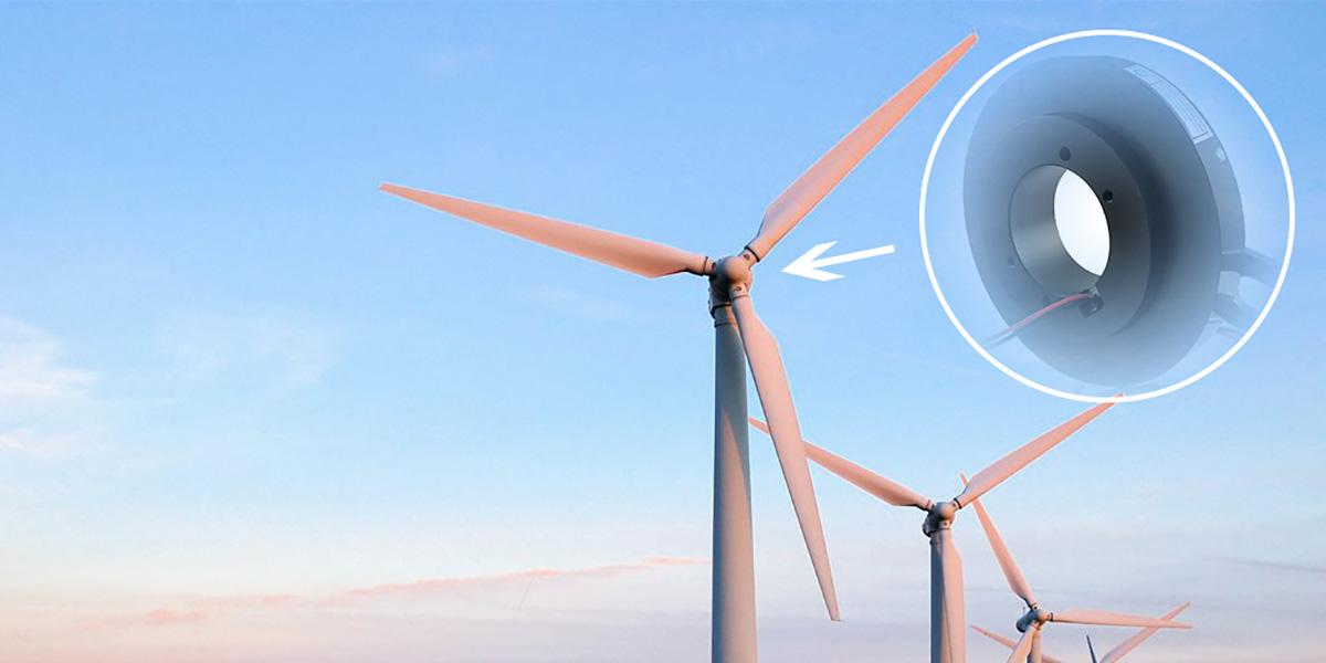 风力发电滑环应用解决方案