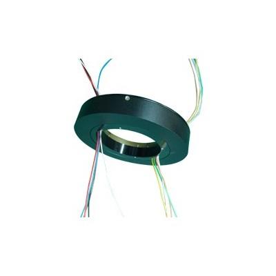 扁平盘式导电滑环