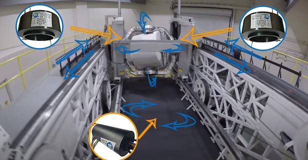 运动模拟器滑环定制