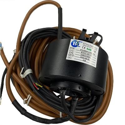 CC-Link信号定制过孔电滑环