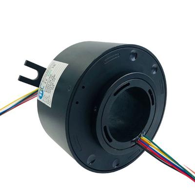 BTH50120精密过孔导电滑环