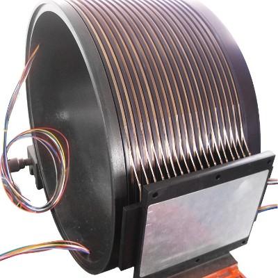 内径445mm外径485mm分离式导电滑环