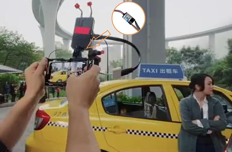 相机平衡器滑环-深圳比尔德滑环供应商